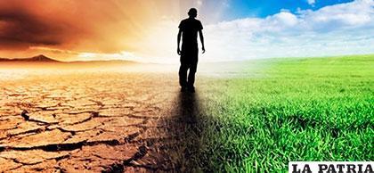 El cambio climático es en definitiva un problema mundial