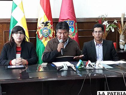 Gobernador Vásquez declaró el 6 de febrero como feriado /Gad-Oru