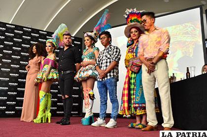 Equipo de Fashion Look fue reconocido por el GAMO