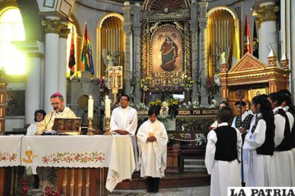 La festividad devocional del Carnaval es patrimonio por la fe a la Virgen del Socavón