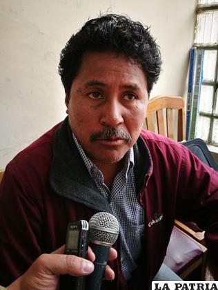 Víctor Ayaviri, nuevo presidente del Control Social