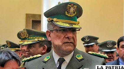 General Faustino Mendoza /Internet