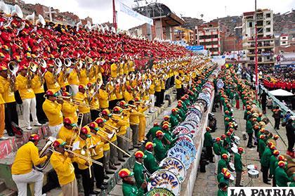 Festival de Bandas mostrará otra cara para esta gestión /Archivo