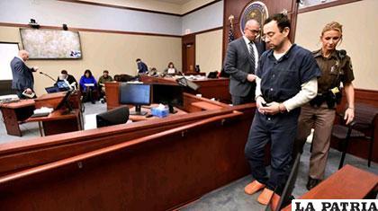 El médico fue sentenciado ayer /AP