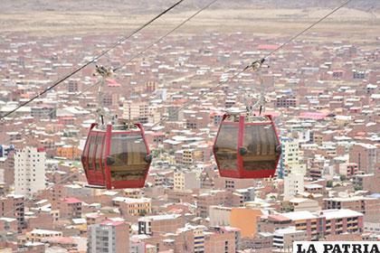 Mi Teleférico llegará a Oruro con todos sus programas culturales y sociales