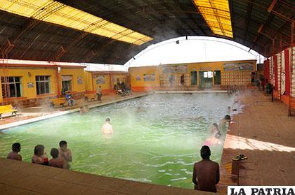 Precarias condiciones higiénicas en los baños de Capachos
