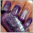 Aplicación correcta de los esmaltes con purpurina