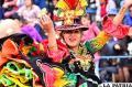 Rumbo al Carnaval de Oruro 2018 /Archivo