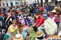Se destacó los beneficios de la hoja de coca en el Día del Acullico