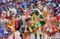 El Carnaval de Oruro es tema de capacitación de los periodistas /Archivo