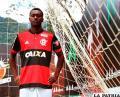 Flamengo oficializa la contratación  del colombiano Marlos Moreno