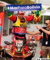 Bulacia, Nosiglia, Martínez y  Paredes concluyeron el Rally Dakar