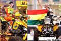 Martínez y Paredes completaron el Rally Dakar