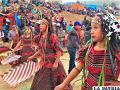 Así se vivió el Carnaval Minero en Potosí /MCYT