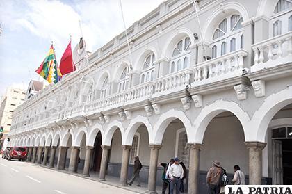 La Gobernación de Oruro es el antepenúltimo departamento con presupuesto más bajo el 2019 /LA PATRIA