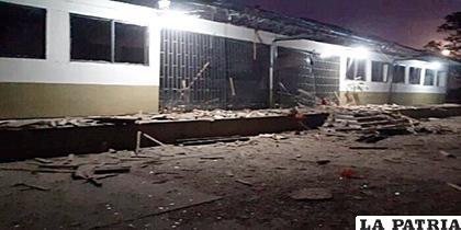 El ataque ocurrió en el Cantón Militar del municipio de Tame /800 NOTICIAS
