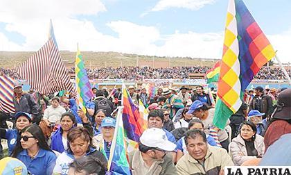 Oposición asegura que con esta ley, el MAS busca generar nuevamente conflictos sociales /ERBOL