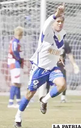 Uno de los ídolos de San José notados del fútbol boliviano