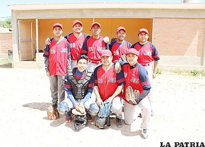 El equipo de Peligrosos Rojos viene cumpliendo una buena campaña en el torneo /Carla Herrera /LA PATRIA