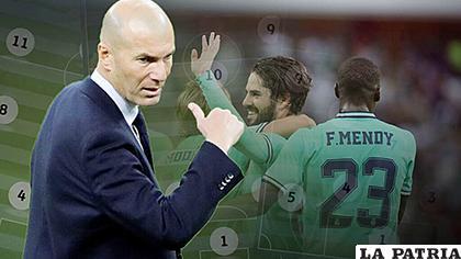 Zinedine Zidane /estatic.com