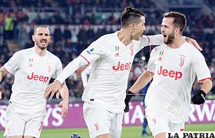 Ronaldo sigue haciendo historia en la