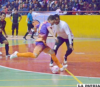 El plantel está confiado en ser protagonista de este certamen /Reynaldo Bellota /LA PATRIA