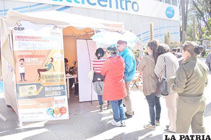 Trabajarán fines de semana y el feriado del 22 de enero /LA PATRIA /ARCHIVO