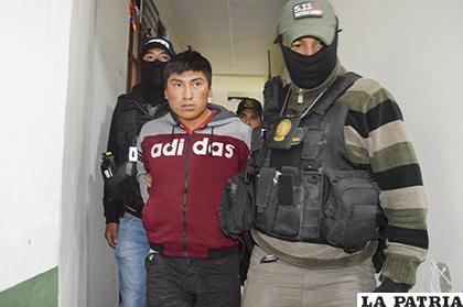 Ambos imputados ahora permanecen en el penal de San Pedro  /LA PATRIA