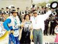 El tiempo del Carnaval de Oruro
