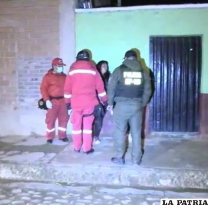 El esposo golpeó a su pareja, quien fue rescatada por fuerzas del orden /LA PATRIA