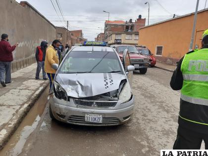 Entre las causas del accidente se presume el exceso de velocidad de los conductores /LA PATRIA