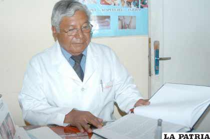 Adán Gutiérrez, anticipó la importancia del encuentro internacional de profesionales médicos