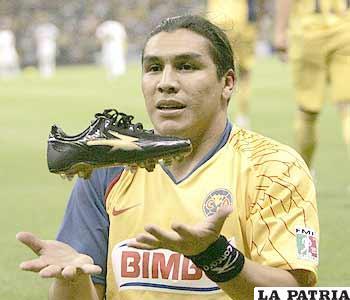 Salvador Cabañas se recupera