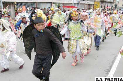 Niños convocan al cuidado del medio ambiente y la naturaleza