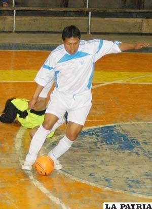 Vladimir Cáceres, jugador de VHSR