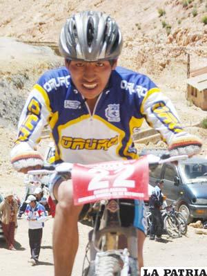 Basilio Ramos, ciclista