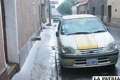 El Senamhi pronosticó lluvias para este fin de semana
