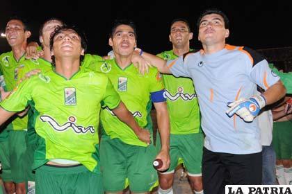 Jugadores de Oriente se alistan para jugar Copa Libertadores