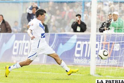 Joaquín Botero la esperanza goleadora de San José