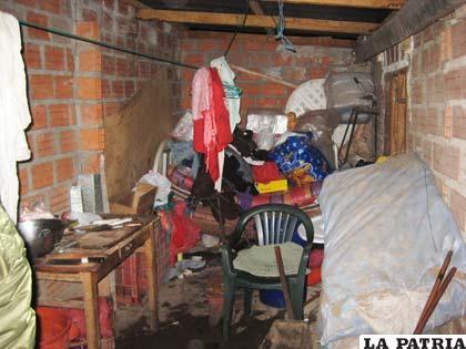 En esas condiciones vivía una de las menores de edad en un local de los súbditos chinos