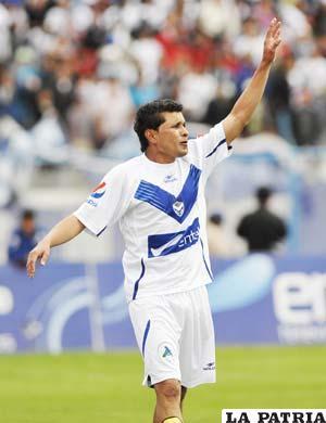 """Joaquín Botero goleador """"santo"""""""
