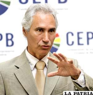 Pablo Antelo, IBCE