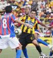 La Paz F.C. deja escapar la opción de ganar