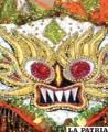 Manos que dan forma  al Carnaval de Oruro