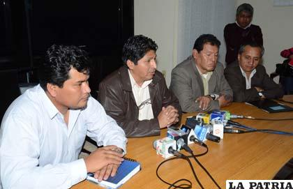 Médicos se reunieron sin resultados con el Gobierno