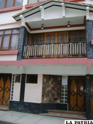 El edificio de propiedad del club San José