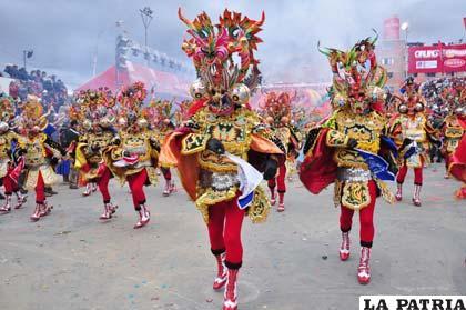 Carnaval De Oruroes El Mejor Del Mundo - Carnavales-del-mundo