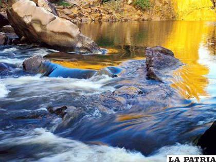 El agua dulce es un recurso vital