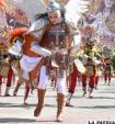 El Carnaval de Oruro, calificado como el mejor del mundo