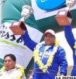 Marcos Maín ganador en la N-9 FC  de la primera competencia nacional